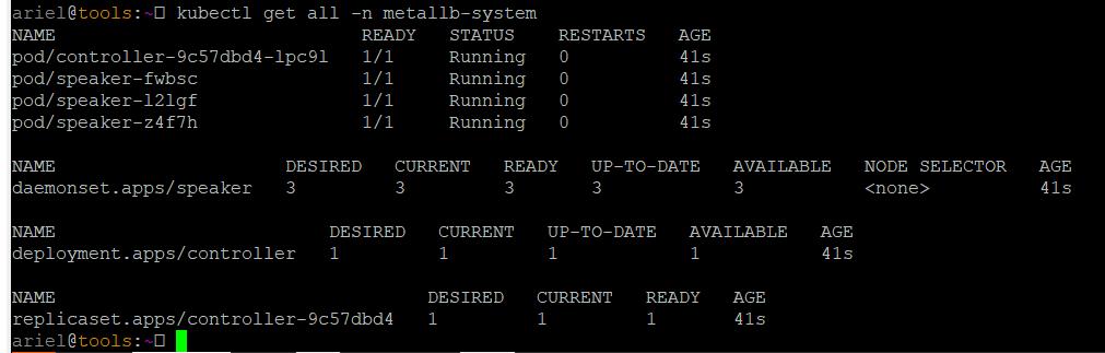 Kubernetes en premisa con MetalLB en modo BGP  – ariel's weblog